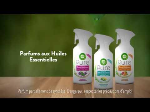 air wick pure huiles essentielles