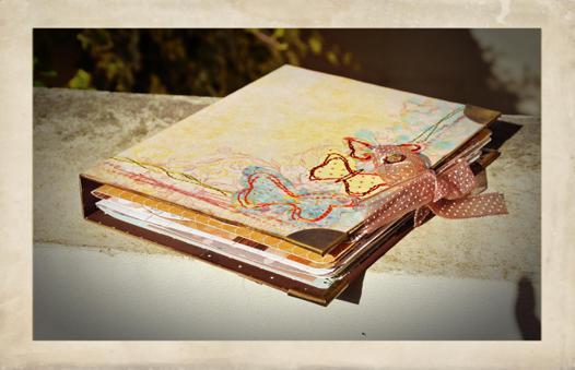 album photo original papier