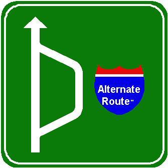 alternate