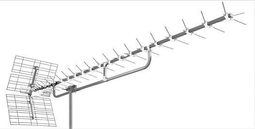antenne reception tres difficile