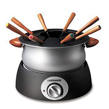 appareil a fondue electrique avis