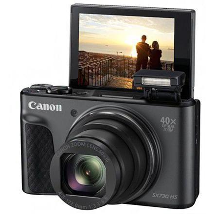 appareil photo avec écran orientable