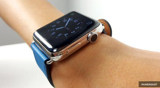 apple watch serie 2 test