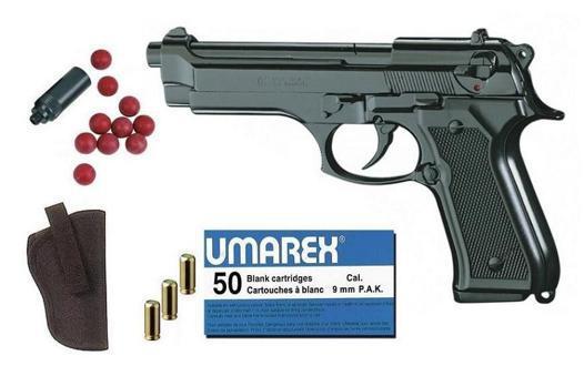 arme de protection