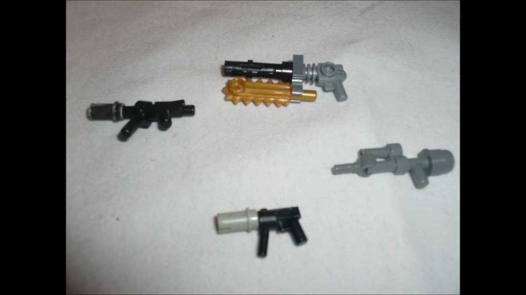 arme lego
