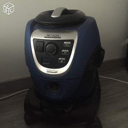 aspirateur pro aqua