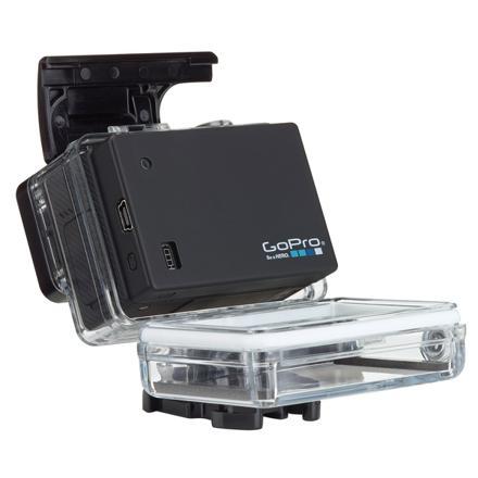 autonomie batterie gopro