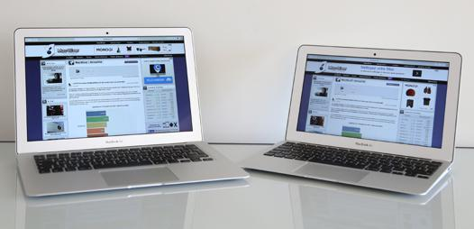 avis macbook air 13