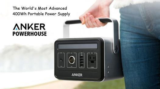 batterie externe la plus puissante