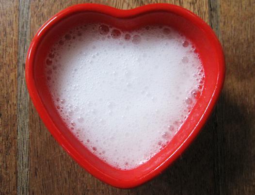 bicarbonate de soude eau