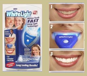 blanchiment des dents à domicile