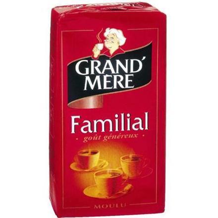 café moulu pas cher