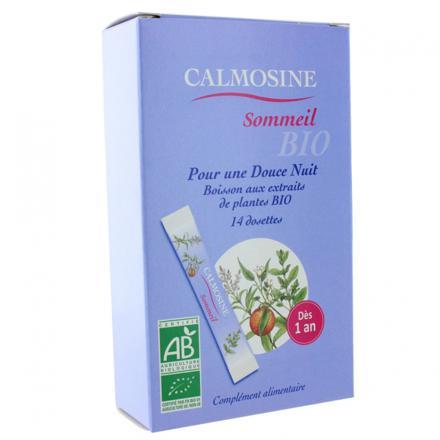 calmosine sommeil