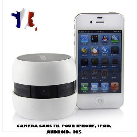 camera espion sans fil wifi