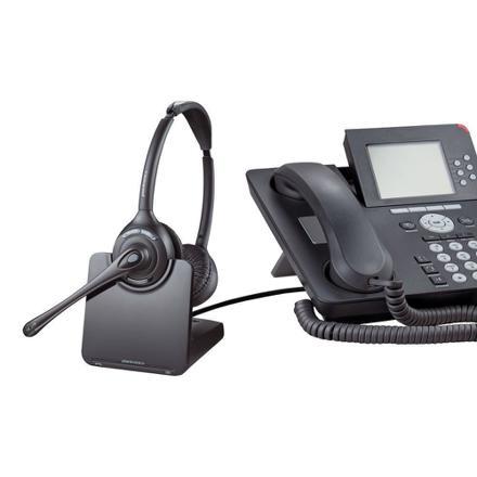 casque téléphonique sans fil professionnel