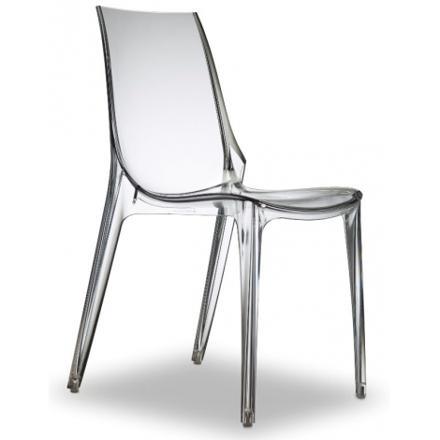 chaise en plexi