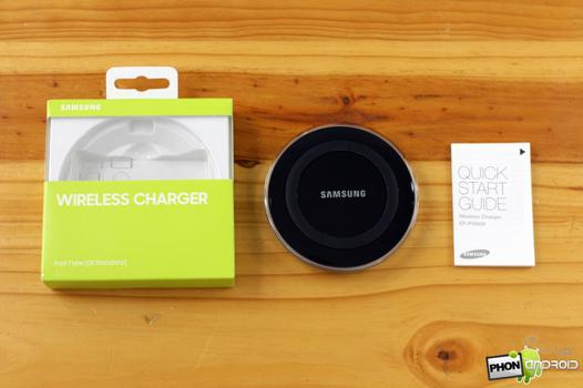 chargeur nomade samsung s6