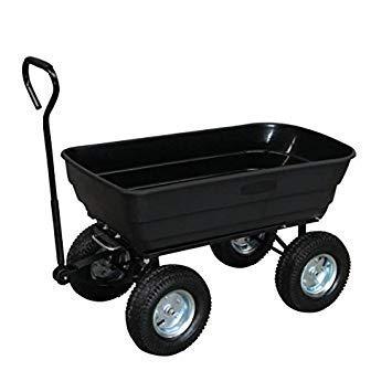 chariot de jardin 4 roues