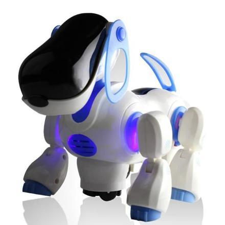 chien électrique jouet