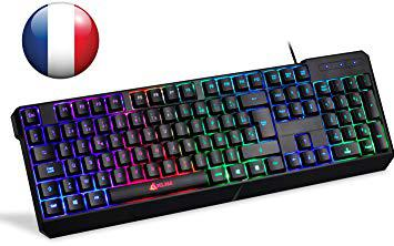 clavier gamer mac