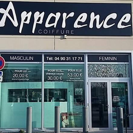 coiffeur apparence