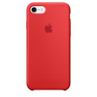 coque rouge iphone 7