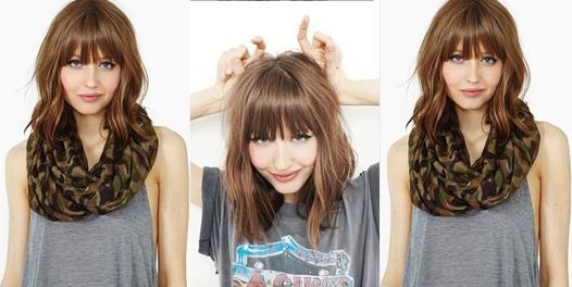coupe cheveux facile à coiffer