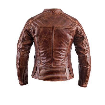 cuir moto homme vintage