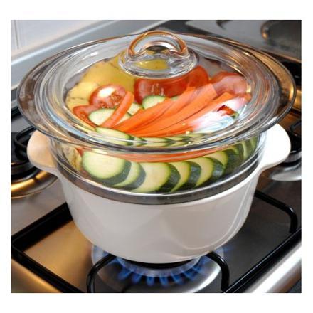 cuit vapeur pyrex