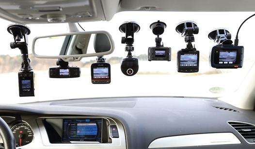 dashcam voiture