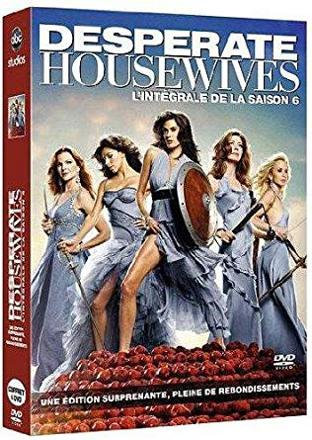 desperate housewives saison 6 dvd