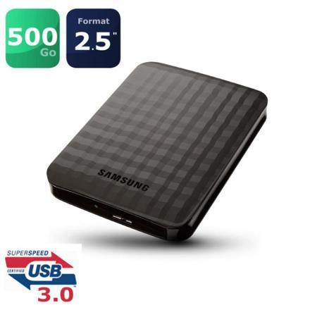 disque dur externe 600 go