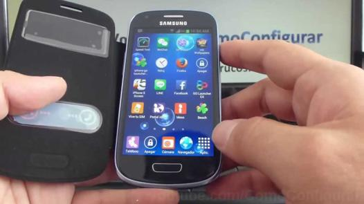 du samsung galaxy s3 mini