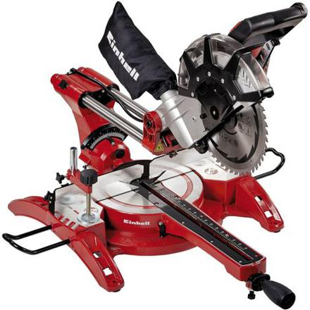 einhell scie a onglet