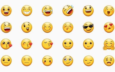 emoticone samsung