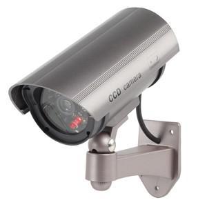 fausses caméras de vidéosurveillance