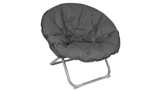 fauteuil rond pliable