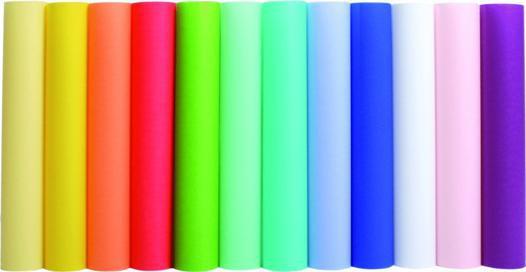 feuille papier couleur grand format