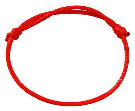 fil rouge bracelet