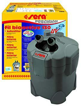 filtre exterieur aquarium avec uv