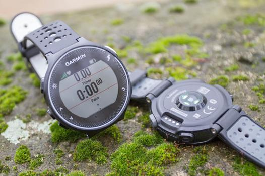 garmin forerunner 230 test