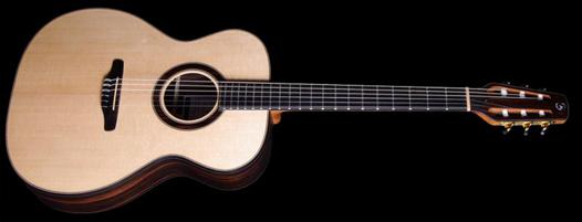 guitare folk corde nylon