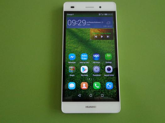 huawei p8 occasion