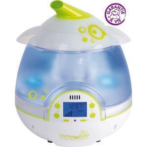 huile essentielle humidificateur bébé