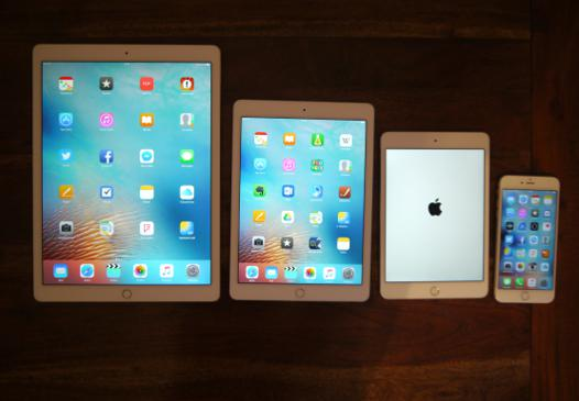 ipad comparateur