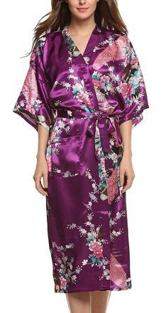 kimono nuit femme