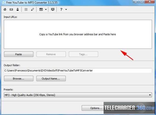 logiciel mp3 converter