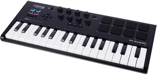 m audio clavier