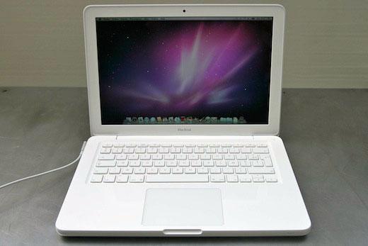 macbook blanc unibody 2010