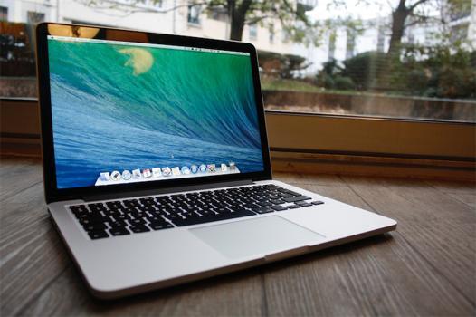macbook pro 13 pouces 2013